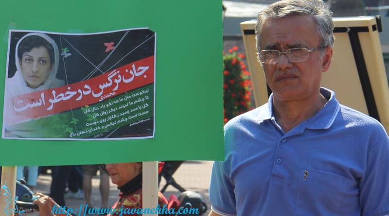 تقی-رحمانی-در-واکنش-به-اعتصاب-غذای-نرگس-محمدی