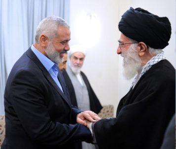 اسماعیل هنیه، رئیس دفتر سیاسی حماس
